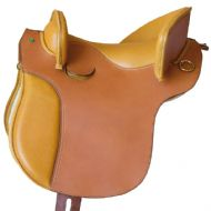 Marjoman leather Potrera saddle